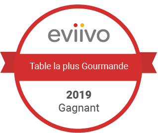 Badge Table gourmande