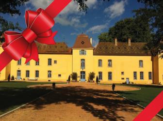 Bon cadeau château d'Origny