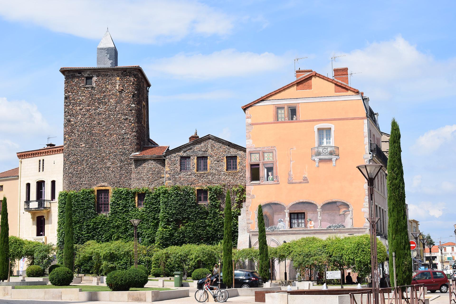 le château d'origny :: chambres d'hôtes à roanne dans la loire (42)